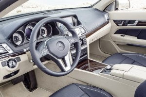 2014 Mercedes-Benz E-Class Cabriolet.