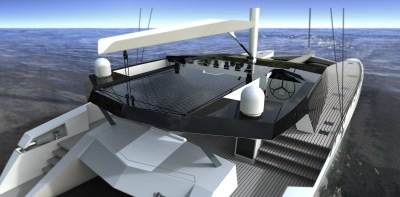Ultra-modern Superyacht – Focus of New York