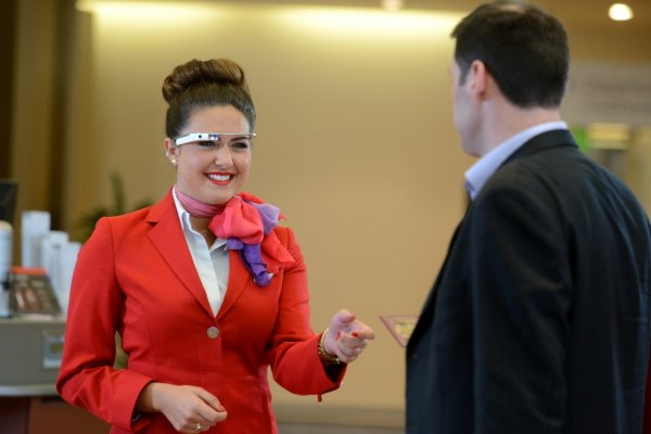 Virgin Atlantic Introduces Google Glass To Fuel The Future Of Air Travel