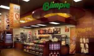 BLIMPIE - interior